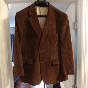 Brooks Brothers 346 Corduroy Sport Coat 44S